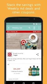 Cartwheel by Target Screenshot 4