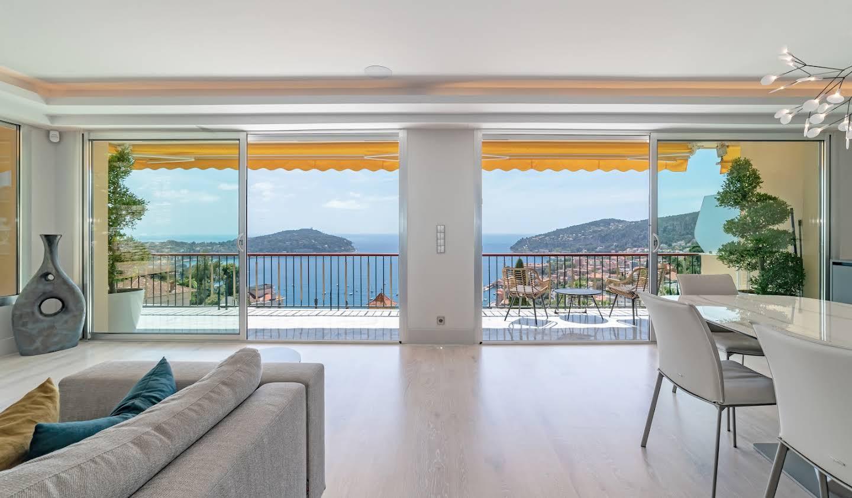 Appartement avec terrasse en bord de mer Villefranche-sur-Mer