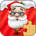 Christmas games 🎅 Puzzles for kids Girls and Boys icon