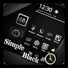 Simple Black Theme APK