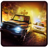 Crime vs Police - Shooting Car Racing 3D