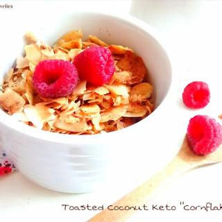 "Toasted Coconut ""Cornflakes"""