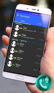 Automatic Call Recorder Pro screenshot 0