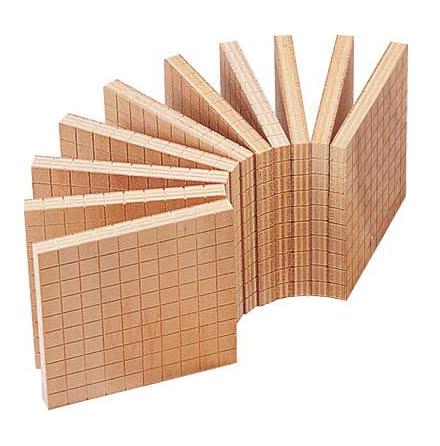 Multibas - kompletteringsats hundraplattor 10 st - 7762-703-6
