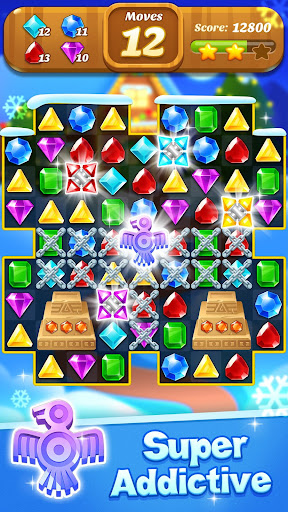 Download Jewel Crush 2019 MOD APK 4