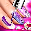 Nail Art Makeover: Manicure Design Game icon