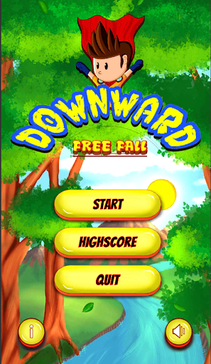 Downward: Free Fall 1.04 de.gamequotes.net 1