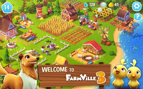 FarmVille 3 – Animals 1.4.12041 Apk + Mod (Money) for Android FREE 1