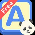 Alphabet Toddler Games Shuffle icon