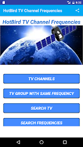 Download TV Channel Frequencies of HotBird APK latest