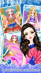 Makeover Cute Princess - Dress up Games for Kids - náhled