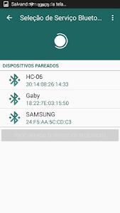 Interface Bluetooth Control screenshot 3