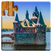 Castles Jigsaw Puzzles Game - Kids & Adults 🏰