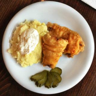 Fried Fish Egg Flour Recipes