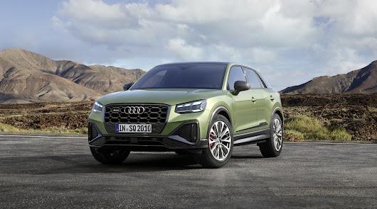 Nuevo Audi AQ2. el SUV compacto para los amantes de la conducción deportiva
