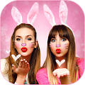 Cute Rabbit Face APK