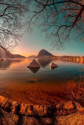 Lago di Lugano di ruby_snows