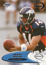 Photo: Brian Griese 1998 Collector's Edge Odyssey RC