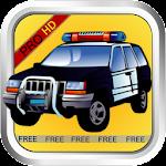 Police Siren Pro HD Free Icon
