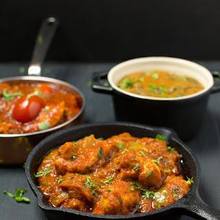 Indian Restaurant Dopiaza Curry Recipe