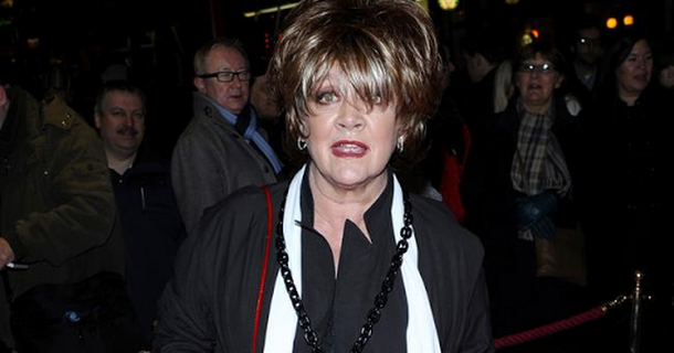 Amanda Barrie claims she was asked to take Prince Charles' virginity