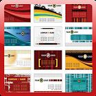 дизайн визитных карточек icon