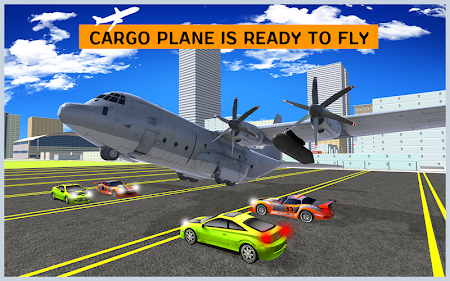 Airplane City Car Transporter 1.0 screenshot 1758573