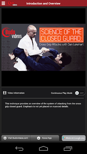 Science of the Closed Guard