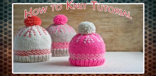 How to Knit Tutorial app (apk) free download for Android/PC/Windows screenshot