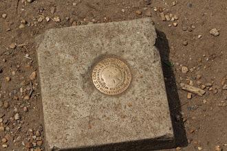 Photo: Summit marker