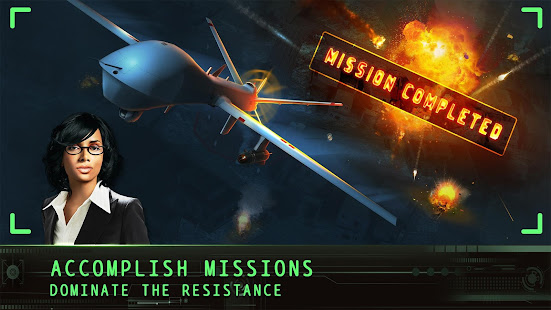 Drone Shadow Strike 1 22 137 MOD APK Unlimited Money + Coins