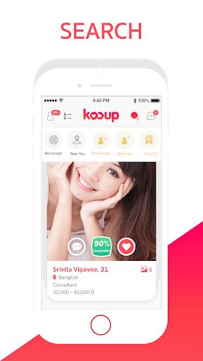 Kooup - Date, Chat & Meet Your Soulmate screenshot