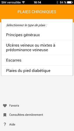 e-mémo plaies chroniques 0.0.2 screenshot 1316215
