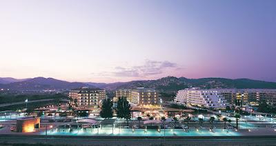 SANTA SUSANNA - Hotel zone