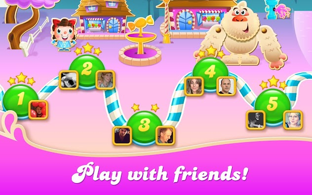 Candy Crush Soda Saga 1.71.3 - Screenshot 10