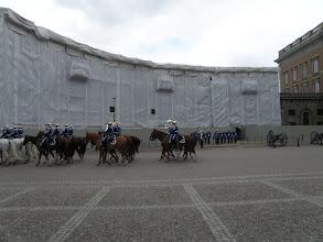 Photo: 2. den - Střídání stráží. (Kungliga slottet, Stockholm)