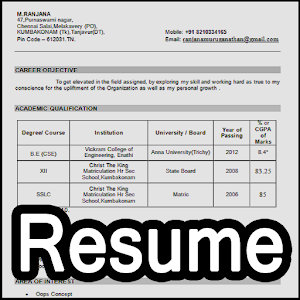 resume builder pro in 10 min free templates maker