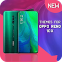 Themes for Oppo Reno 10x Zoom: Hd cool wallpaper icon