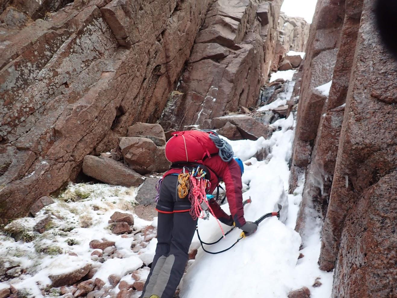 Day 6 Climbing