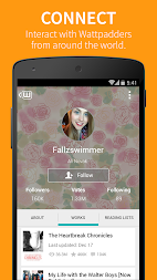 Wattpad  📖  Free Books APK screenshot thumbnail 4