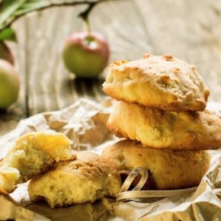 Apple Curd Cookies