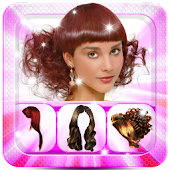Hairstyle Salon for Girls