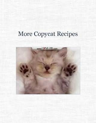 More Copycat Recipes