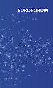 EUROFORUM Event App - náhled