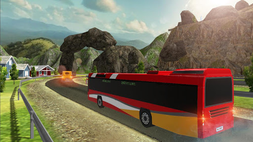 Bus Simulator 2018 Free 4.9 screenshots 4
