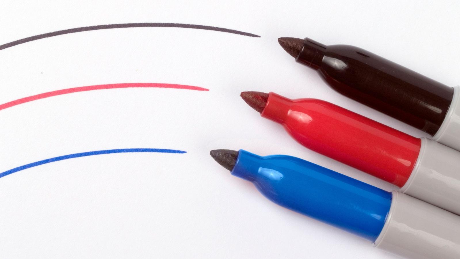 Лучшие перманентные маркеры в интернет магазине Papero