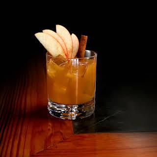 Spiced Whiskey Cider.