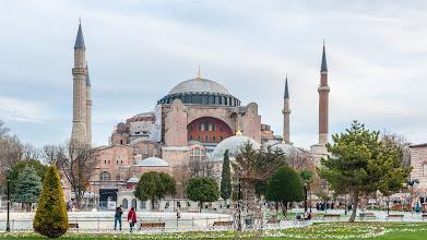 Photo: Hagia Sophia