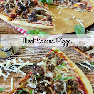 Meat Lovers Pizza.