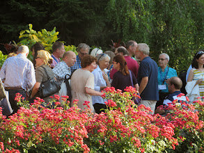 Photo: #eden14 Welcome Cocktail in the Botanical Garden 4 Photo by SRCE